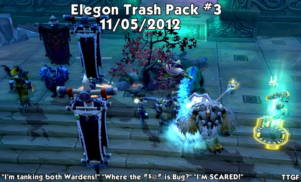 Elegon's trash