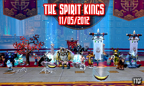 Spirit Kings