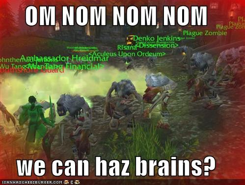 we can haz brains?