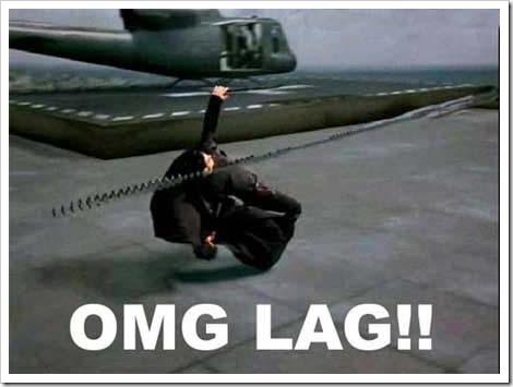 matrix-lag